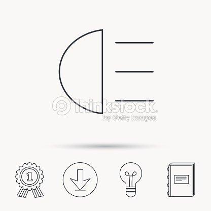 High Beams Icon Distant Light Car Sign Vector Art Thinkstock