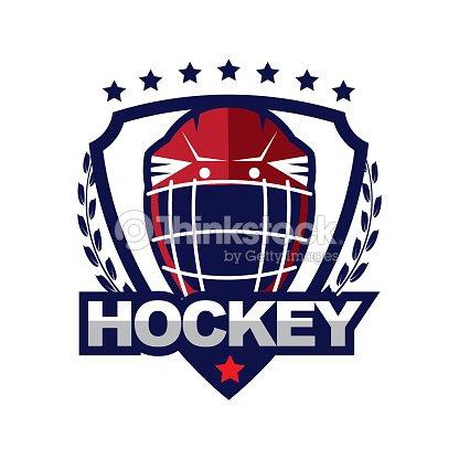 Hockey design template