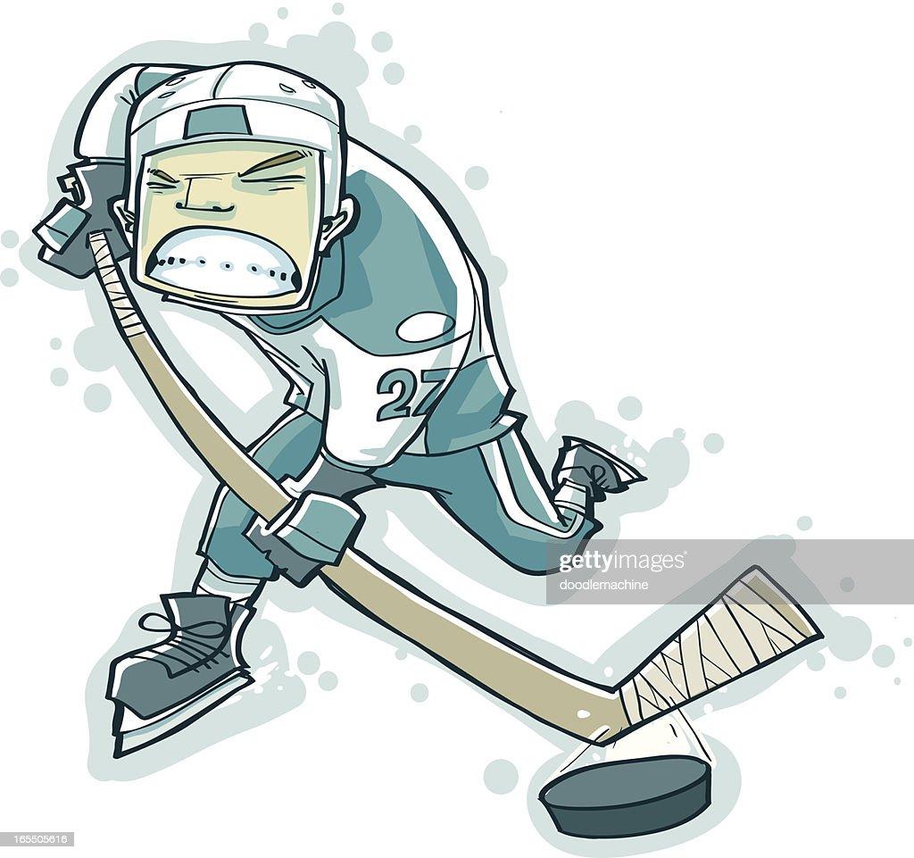 Hockey vector art