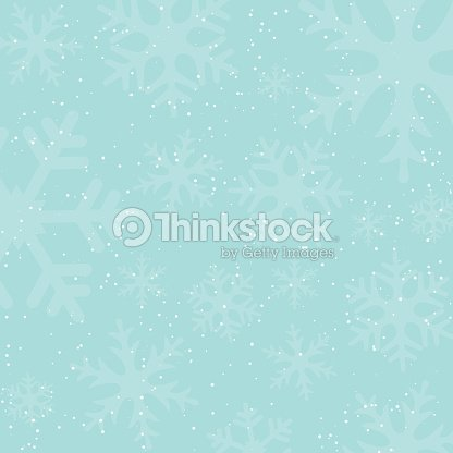 Holiday winter background with falling snow and snowflake silhouettes. Vintage colors. New Year or Christmas backdrop. Vector Illustration. : arte vetorial