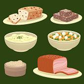 Typical hollyday christmass food.http://andresgalante.com/lightbox/food.jpg