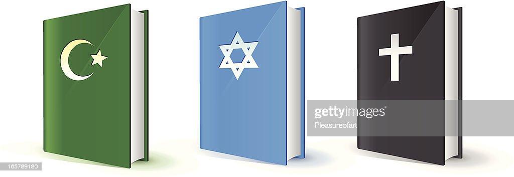 holy books of islam religion