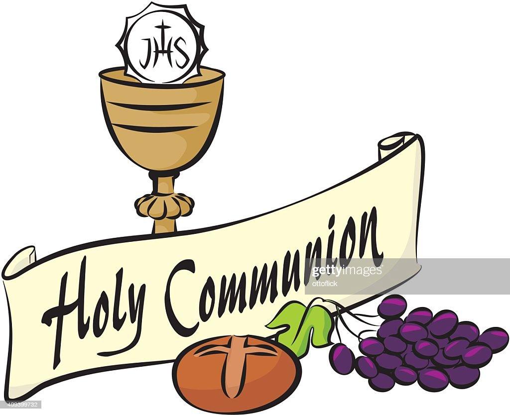 holy communion vector art thinkstock rh thinkstockphotos co uk holy communion clip art free holy communion clip art free