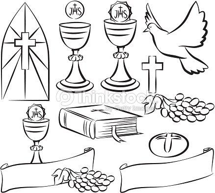 Holy Communion Vector Symbols Vector Art Thinkstock