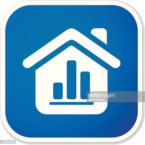 home chart sq sticker
