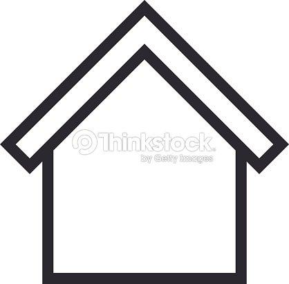 Resumen icono casa estilo moderno dise o plano m nima for Minimal art resumen