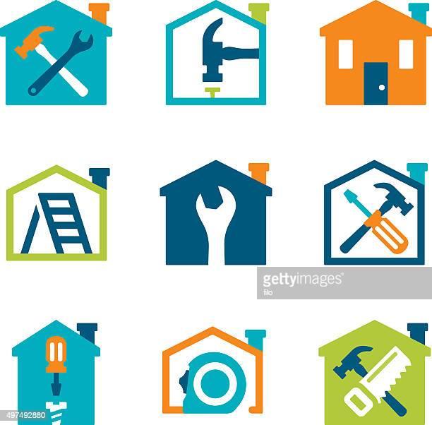 Casa tareas de remodelación y reparación