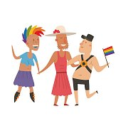 homosexuality the gay and lesbian community