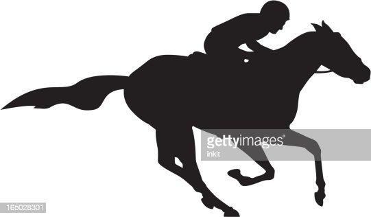 Jockey Stock Illustrations And Cartoons