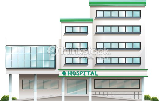 Edificio del hospital arte vectorial thinkstock edificio del hospital arte vectorial malvernweather Images