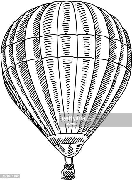 hot air balloon stock illustrations and cartoons getty