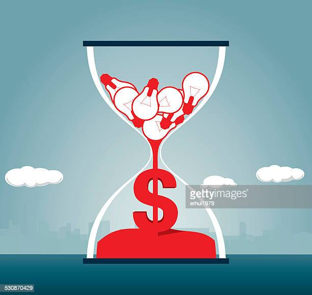 hourglass vector art and graphics getty images