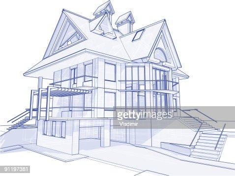 В чем рисовать планы зданий