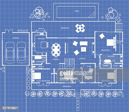 blueprint homes floor plans – Modern House