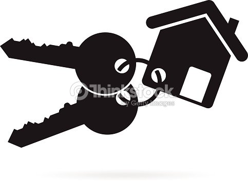 House Keys Vector Art | Thinkstock