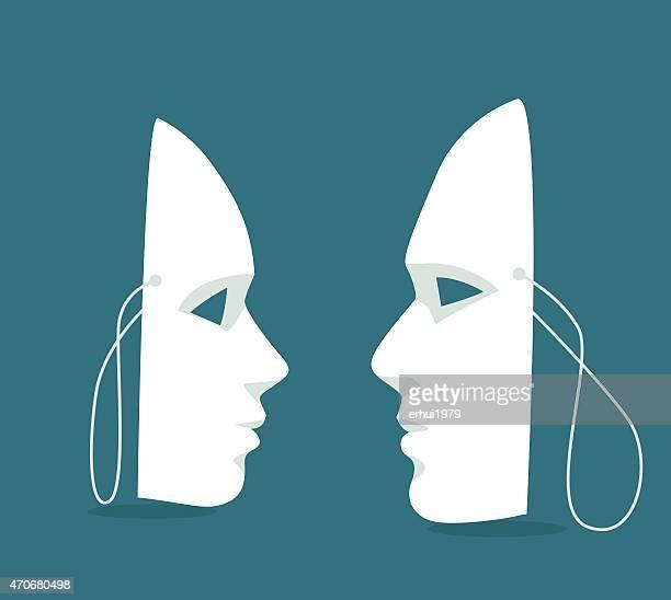 Human Relationship-Illustration