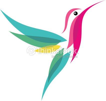 hummingbird vector art thinkstock