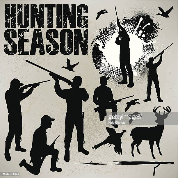 Hunting Season - Duck, Deer and Phesant Hunters
