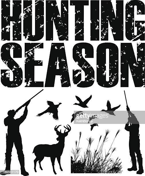 Hunting Season - Duck, Pheasant, Deer, Hunter