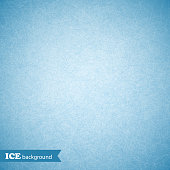 Ice scratched background, texture, pattern Vector illustration