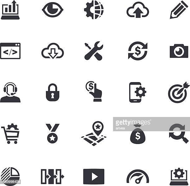 SEO Icon-Set