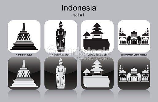 Symbole Indonesien