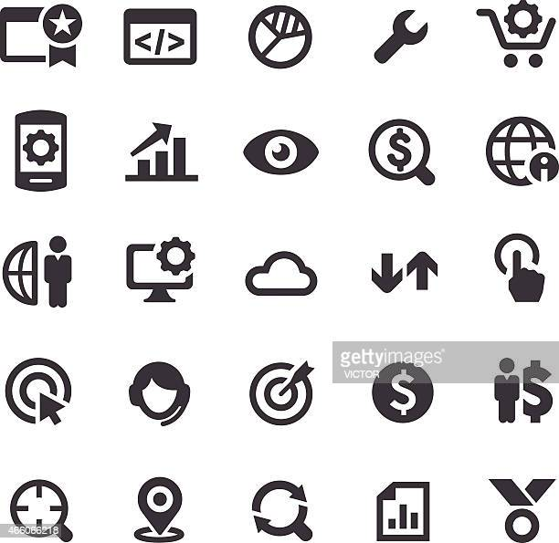 SEO Icons - Smart Series