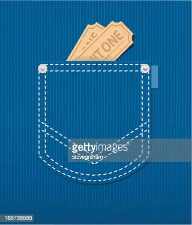 рисунок для кармана