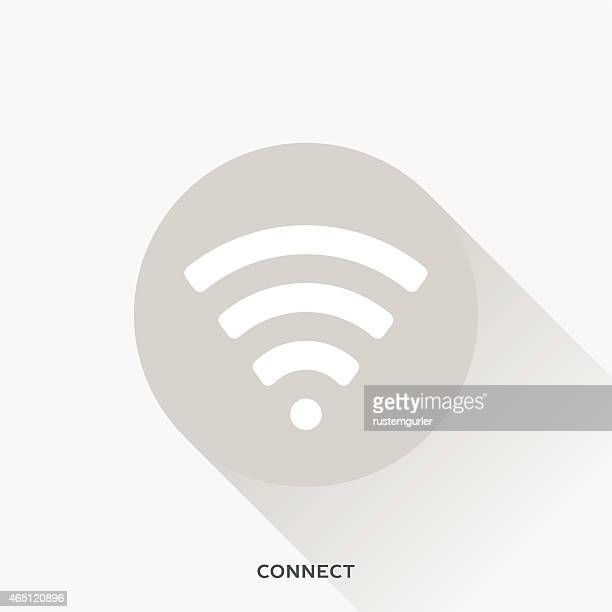 Illustration representing Wi-Fi features