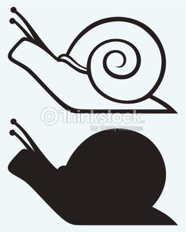 Escargot clipart vectoriel thinkstock - Clipart escargot ...
