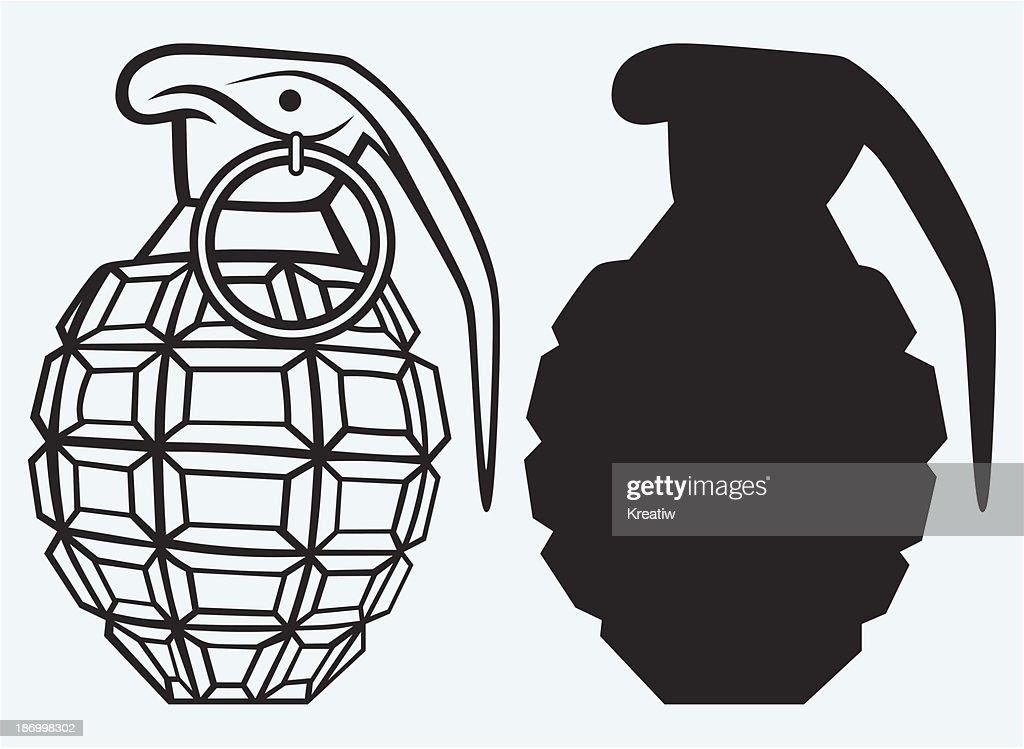 image of an manual grenade vector art thinkstock rh thinkstockphotos com grenade vector free download grenada vector diseases