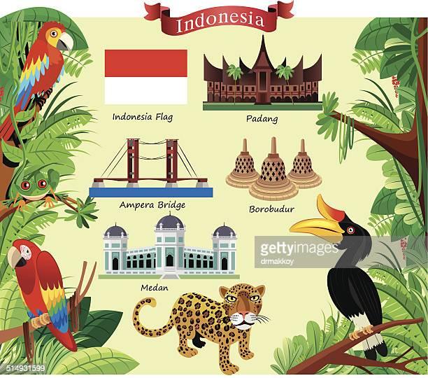 ImagesVideoインドネシアのイラスト素材と絵