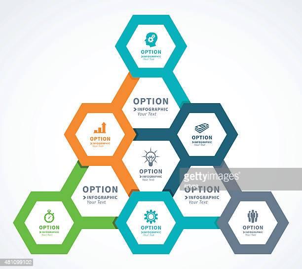 Infographic Concept Element