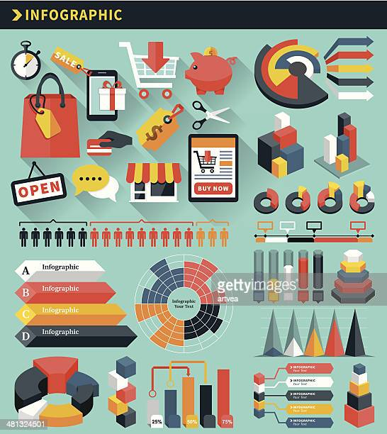 Infographic Concept Elements