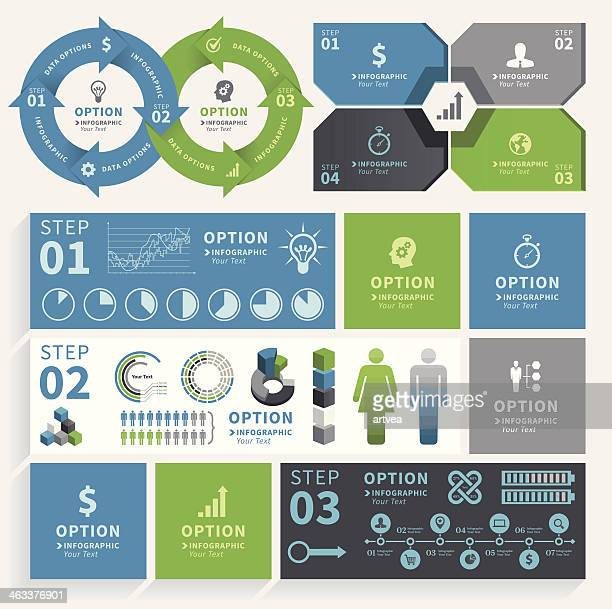 Infografica elementi