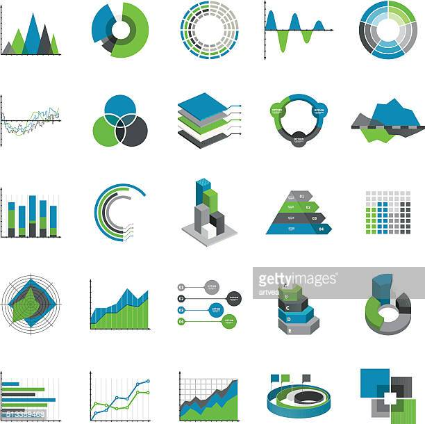 Infografik-Elemente