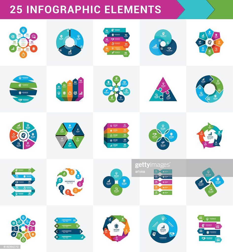 Infographic Elements : Vector Art