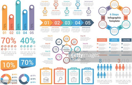 Infographic Elements : stock vector