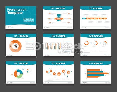 Infographic powerpoint template design backgrounds business infographic powerpoint template design backgrounds business presentation template set vector art pronofoot35fo Gallery