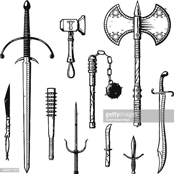 Ink Fantasy Weapons 2