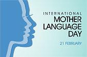 International Mother Language Day Background