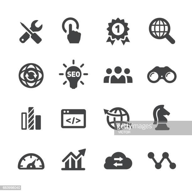 Internet-Marketing-Symbole-Acme Serie