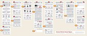 Internet Web Store Shop Site Navigation Map Structure Prototype Framework Diagram