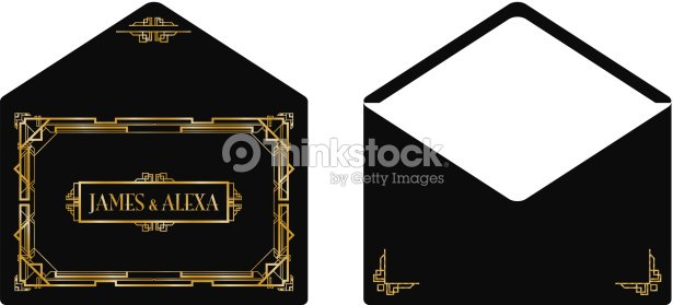 Invitation envelope vector art thinkstock invitation envelope vector art stopboris Choice Image