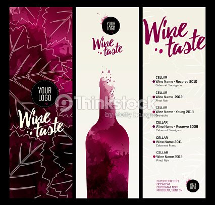Invitation Template For Event Or Party Suitable For Tasting Events ...