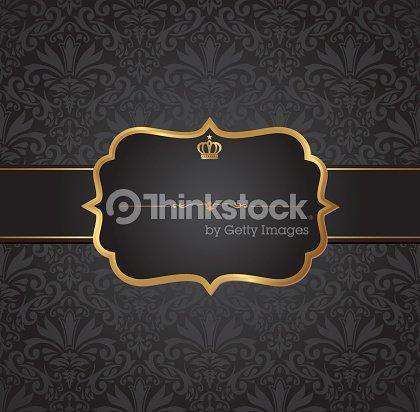 Invitation vintage label vector frame vector art thinkstock invitation vintage label vector frame vector art stopboris Image collections