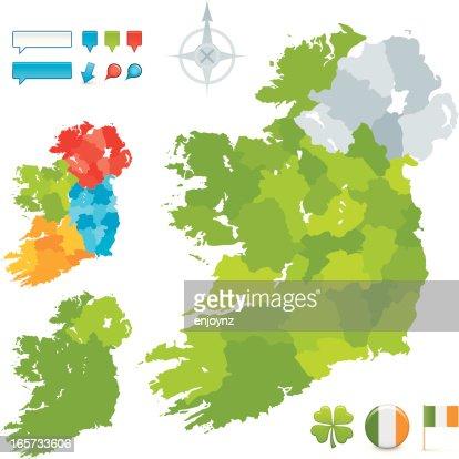 アイルランドのイラスト素材と絵...
