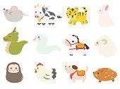 Japanese zodiac1