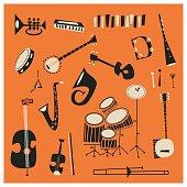 Jazz Instruments
