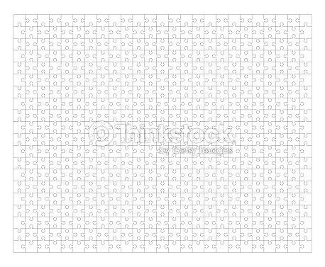 Jigsaw Puzzle Frame Vector Art | Thinkstock